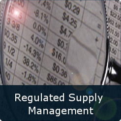 Regulated Supply Management